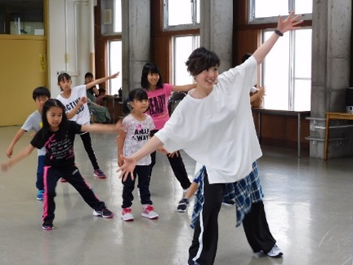 ジュニアダンス教室