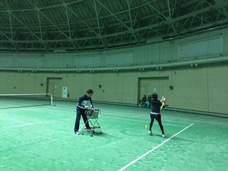 ジュニアテニス【中級クラス】
