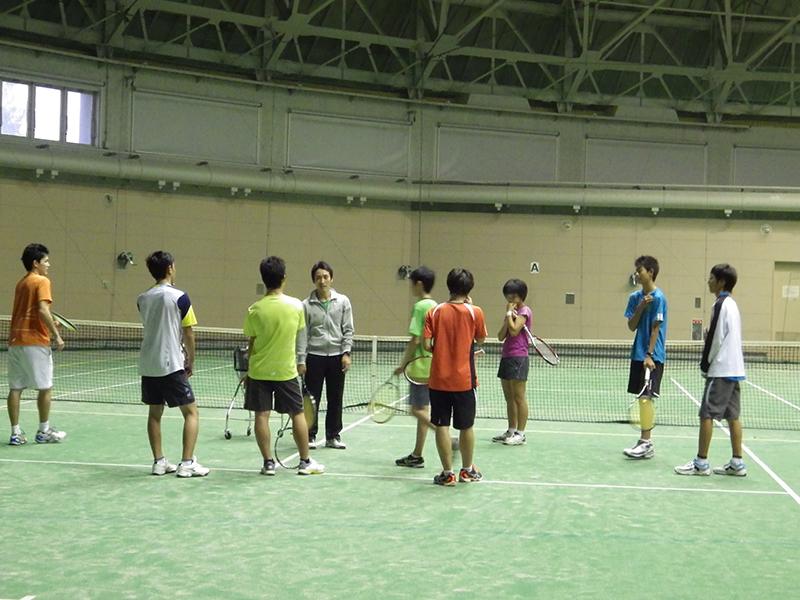 ジュニアテニス【テニス選手クラス】